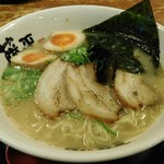 らー麺 藤平 - 「塩藤平らーめん」
