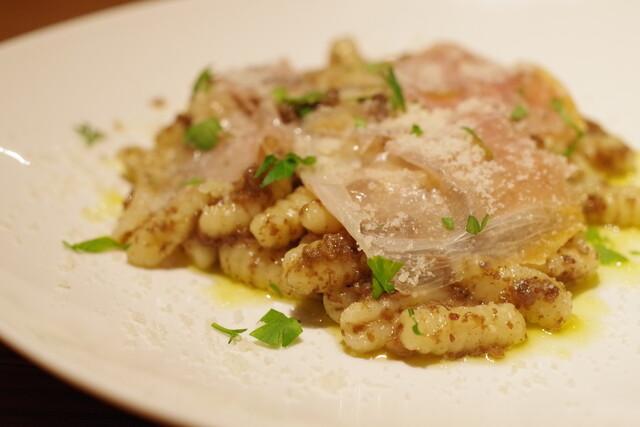 (La Fabbrica Della Pasta) Quelの料理の写真