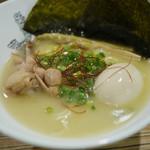 麺心 風見鶏 - 料理写真:鶏白~☆