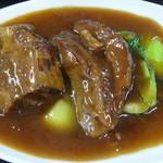 中国料理青龍 - やわらか角煮