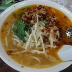 中国料理青龍 - 台湾みそラーメン(大辛)