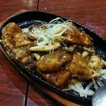 健康中華庵 青蓮 - カキのオイスターソース:1,058円