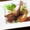 サラマンジェフ - 料理写真:能登産 仔羊のロースト