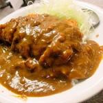 豊ちゃん - カツカレーライス