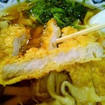 中国ラーメン揚州商人 - パーコ―麺(お肉アップ)