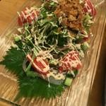 山せみ - スズキのカルパッチョ