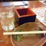 立飲山 - 日本酒!色々ありました!!