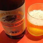 大阪王将 - 瓶ビール