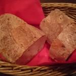 57934578 - お通しのパン