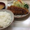 とん駒 - 料理写真:ロースかつ定食