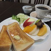 メルシィ - 料理写真:モーニングトーストセット 680円〜