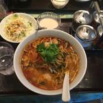 タイ料理 パヤオ - トムヤムラーメン750円