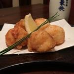 旬魚と個室 和食りん  - 海老しんじょう