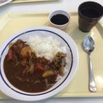 東北公益文科大学 カフェテリア - 料理写真:カレーライス ¥500