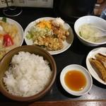 チャイナ - 料理写真:八宝菜定食