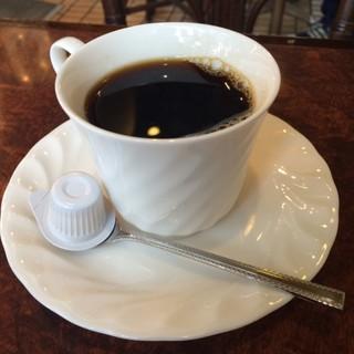ピネ トキワ - ブレンドコーヒー。 単品で税込430円。 美味し。