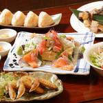 魚菜おもてなし 北河 - 2700円コース(11月~1月)