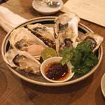 イロドリ - 本日の生牡蠣