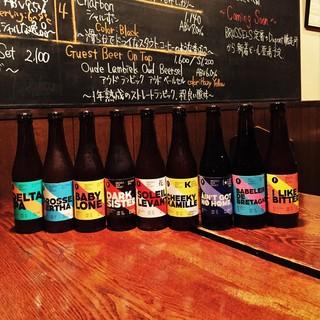 移り変わるビールの世界。最先端のビールから伝統的なビールまで