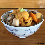 千陽 - spécialitéの『生海胆あわび丼』