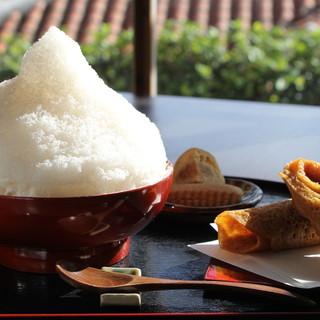 琉球王朝時代からの伝統的なお茶、「ぶくぶく茶」