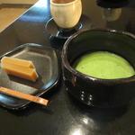 小布施堂本店 - 御抹茶と栗ようかん