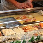 鮨の魚政 - 料理写真: