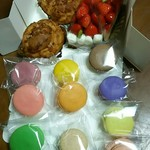 セゾンふうげつ - ケーキ、シュークリーム、マカロン