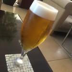 The Lounge - キリンドラフトビール一番搾り(¥730)