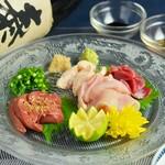 鶏・炭焼料理 やまぢ - 朝引きの丹波赤鳥