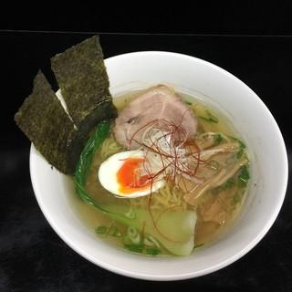 羽田のしじみを使用した絶品スープ