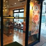ドトールコーヒーショップ - 店舗入り口