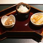 日本料理 徳 - 小鉢