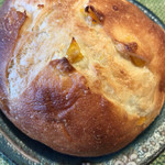 ドンク - 料理写真:コーンパン
