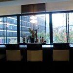カフェ イット - 3階の窓際カウンター