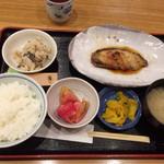 57950029 - 銀だらつけ焼き定食(980円)