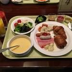 セレニティ - 朝食