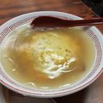 八番 - 天津飯