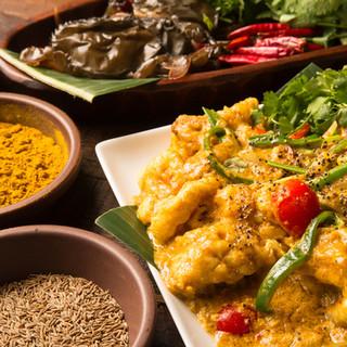 食べやすく、親しみやすいエスニック料理
