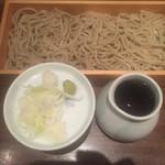山せみ - 蕎麦は北海道の秩父別産