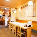 東京遊膳 ひのき亭 - テーブル8席
