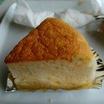 フレッシュベーカリー グリンデルワルト - チーズケーキ・スフレタイプ 226円