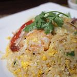 タイレストラン Smile Thailand - カオパットクンセット