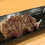池輝 - ランチセットのお肉♩
