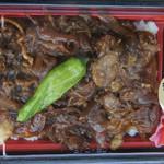 大阪屋ショップ - 料理写真:こだわりの牛めし重