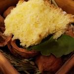 MARKT - パルメザンチーズのシフォン