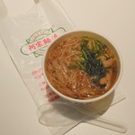 阿宗麺線 西門町店 - 麺線Sサイズ。