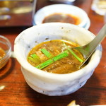 龍園 - テールスープ
