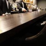 京都・スタア・バー - ☆カウンター席は素敵な雰囲気です(*^^)v☆