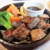 浅草橋ステーキバル - 料理写真:アンガスビーフひとくちステーキ